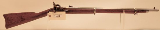 Lot #424 -A. Jenks Mdl 1861 US, Bridesburg Musket