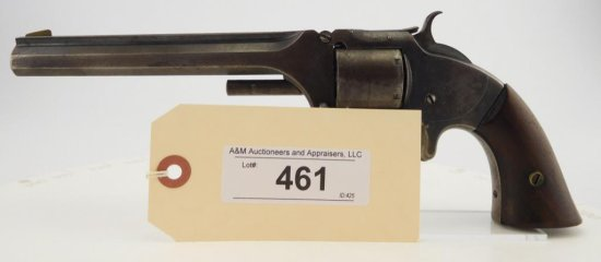 Lot #461 -S&W No. 2 Old Issue Revolver