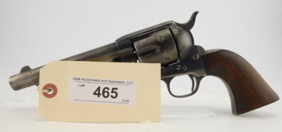 "Lot #465 -Colt SA Army ""Peacemaker"""