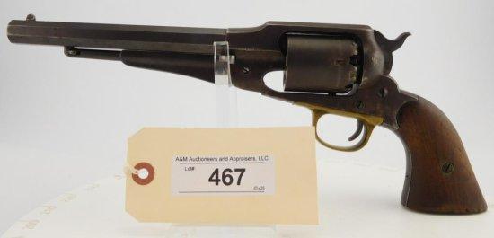 Lot #467 -RemingtonNew Mdl Army Rev.