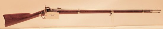 Lot #471 -Welch, Brown & Co 1861 Musket