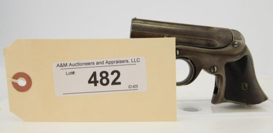 Lot #482 -Remington Ring Trigger Derringer