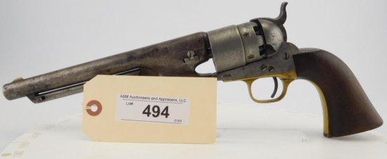 Lot #494 -Colt 1860 Army  Revolver