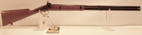 Lot #499 -BerettaO/U Perc. Comm. Shotgun