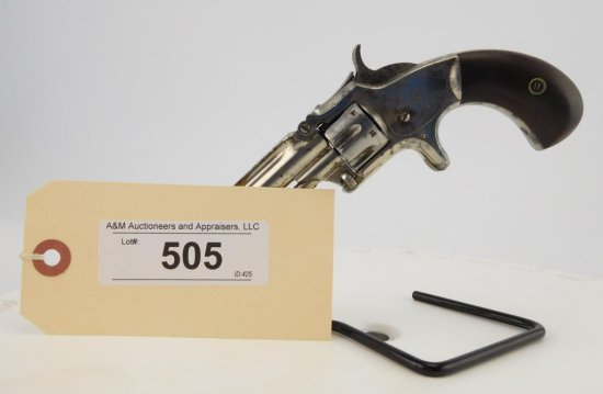 Lot #505 -S&W1, 3rd Issue Revolver