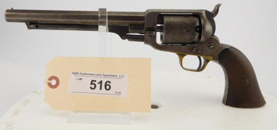 Lot #516 -E. WhitneyRevolver, 2nd , 4th Type