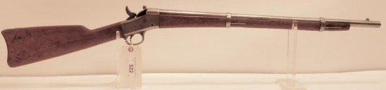 Lot #522 -Remington Rolling Block Rifle