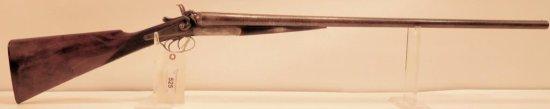 Lot #525 -W C Scott English SxS Shotgun
