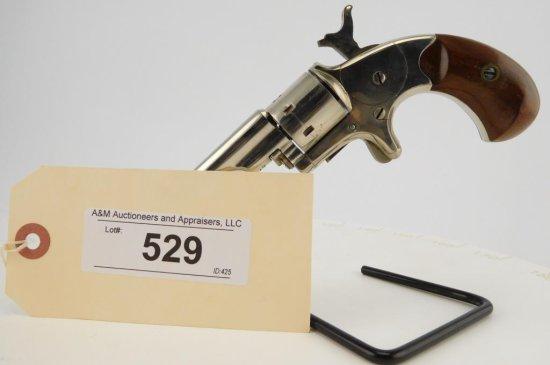 Lot #529 -ColtOpen top Pocket (Old Line) Rev.