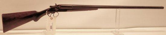 Lot #550 -Henri PeiperSxS Ham. Shotgun