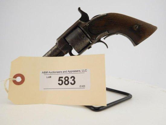 Lot #583 -Warner.32 RF Revolver