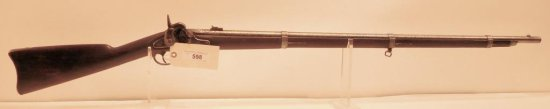 Lot #598 -US Rifled Musket1855 T1 Musket