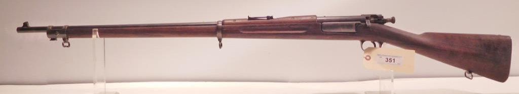 Lot #351 - US Springfield Armory 1896 Krag