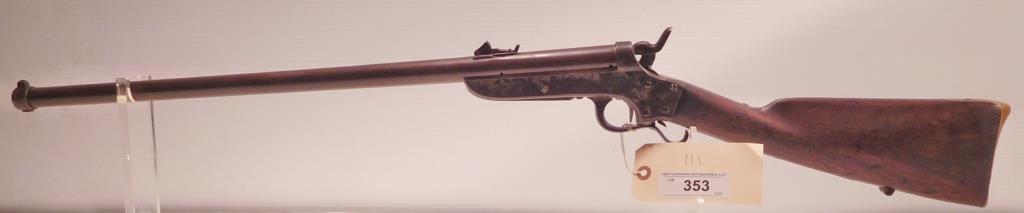 Lot #353 - Sharps & Hankins1862 Navy Carbine