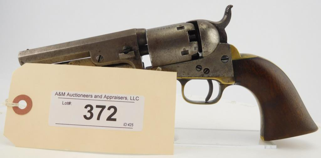 Lot #372 - Colt 1849 Pocket  Rev.