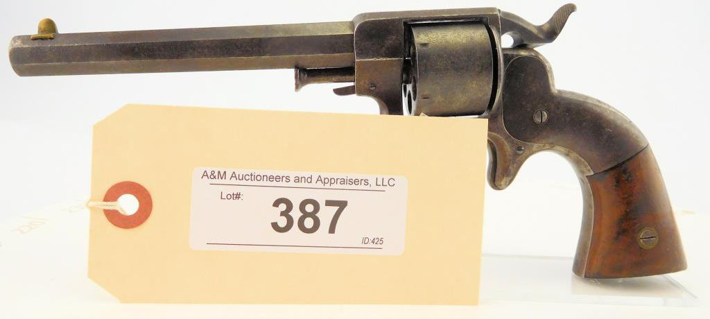 Lot #387 - Allen & Wheelock Side Hammer 1st Mdl
