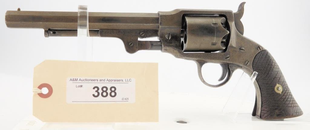 Lot #388 -Rogers & Spencer CW Revolver