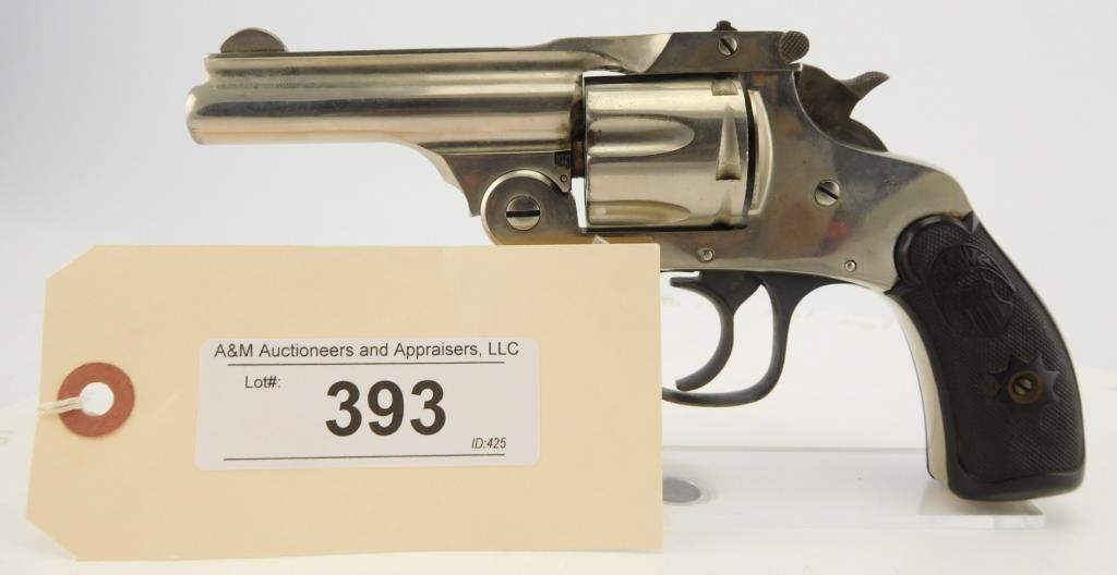 Lot #393 -Forehand & Wadsworth DA Revolver