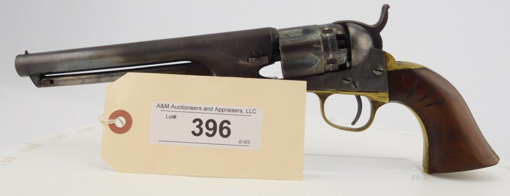 Lot #396 -Colt New Mdl Police of 1862