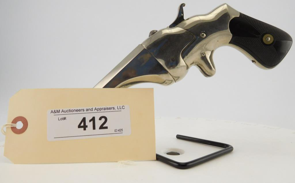 Lot #412 - Connecticut Arms Bulldog Derringer