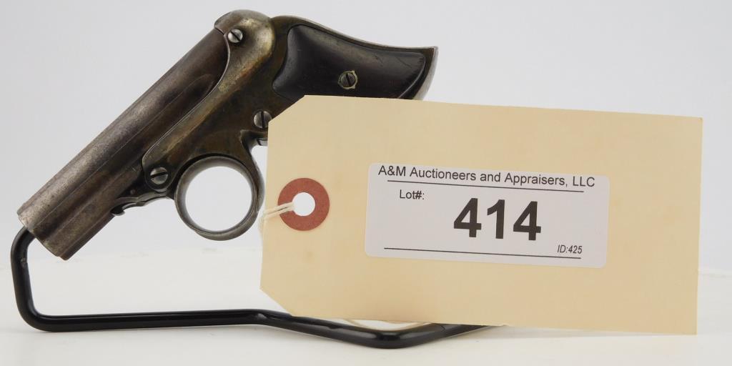 Lot #414 -Remington-ElliotRing Trigger Deringer