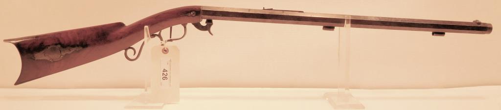 Lot #426 -DH Hillard Buggy Rifle, Under hammer