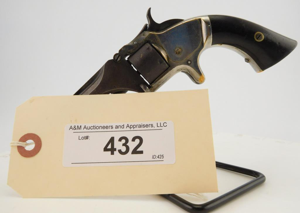 Lot #432 -S&W 1, 2nd Issue Revolver