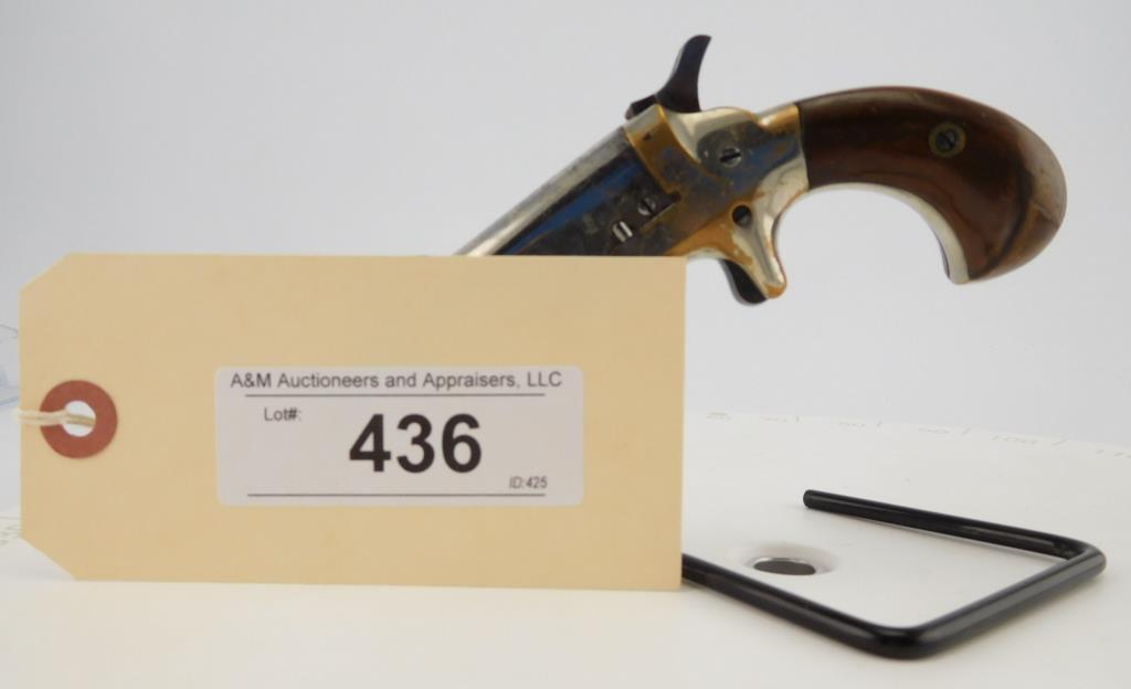 Lot #436 -ColtSS Deringer, 3rd  Std Type