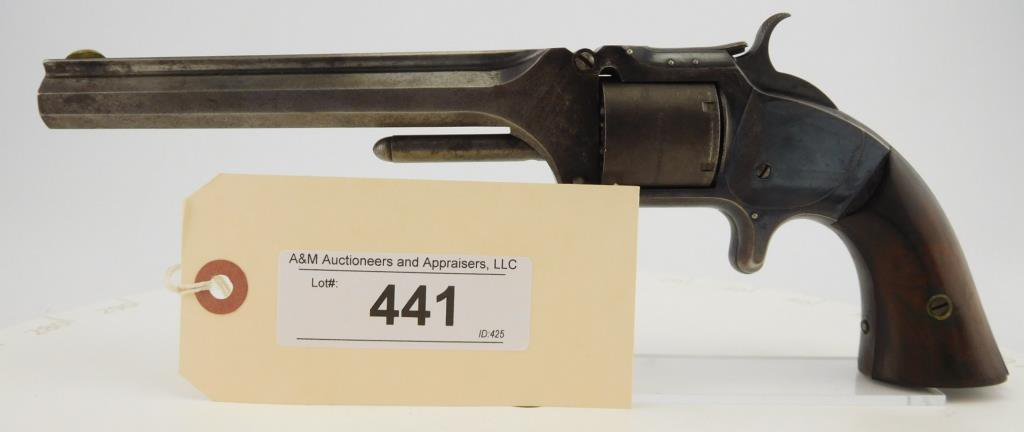Lot #441 -S&W 2 Old Issue (or Army Issue)