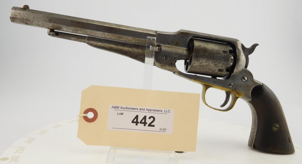 Lot #442 -RemingtonTransition SA Revolver