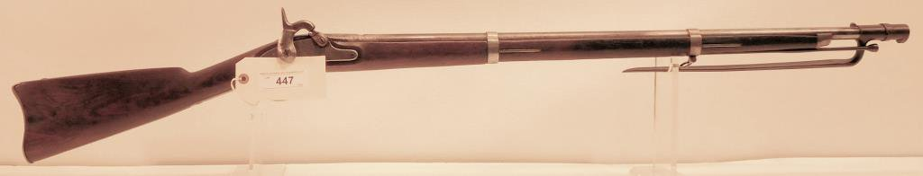 Lot #447 - Unk Maker Civil War Rifled Musket