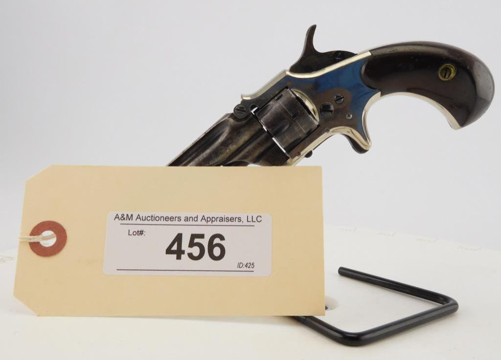 Lot #456 -Derringer, Philada Pocket Rev.