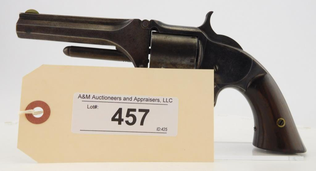 Lot #457 - S&W  1-1/2, Old Issue/1st Issue