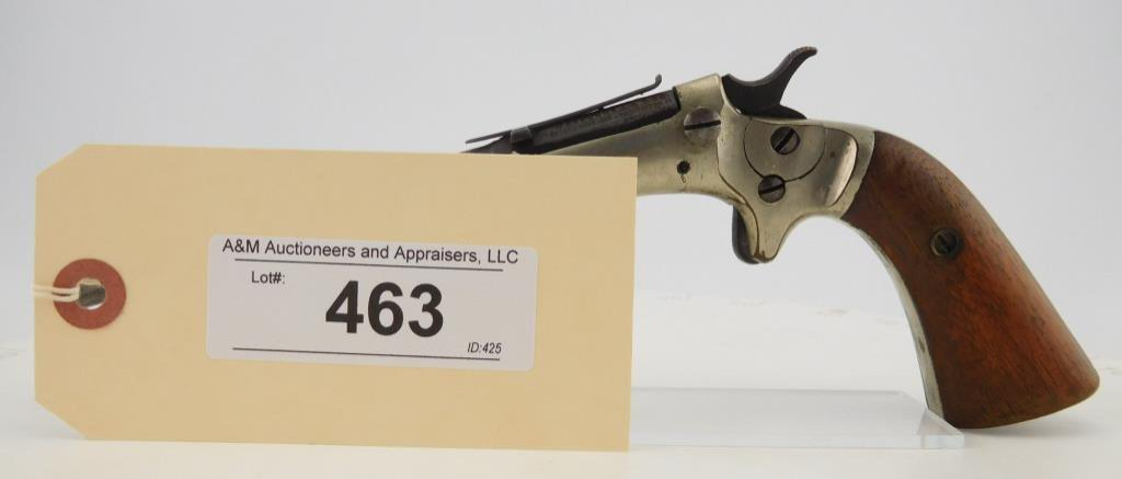Lot #463 -Stevens 6 Inch Pocket Rifle