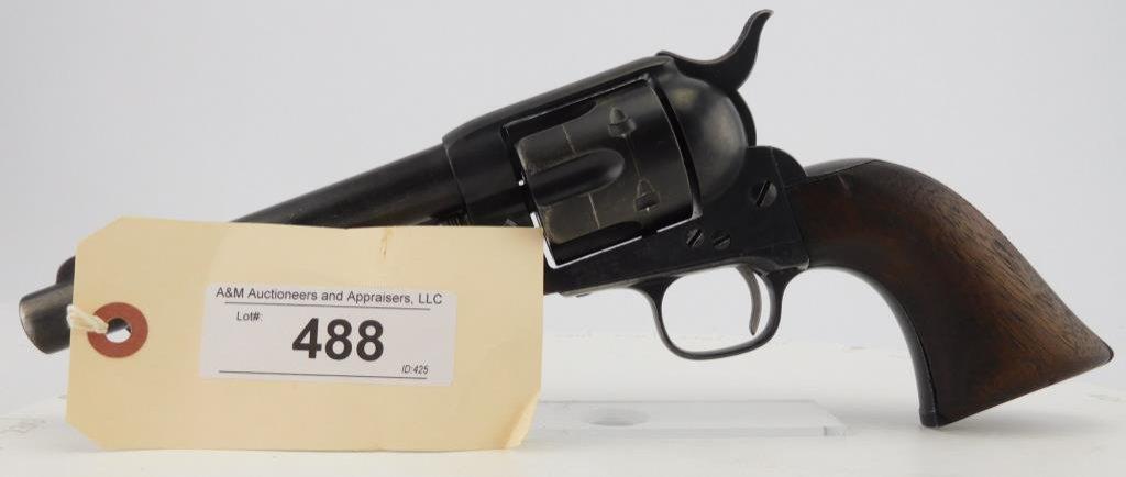 Lot #488 -Colt SA Army Peacemaker Revolver