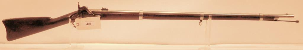 Lot #495 -Welch, Brown & Co US/Norfolk 1861 Musket
