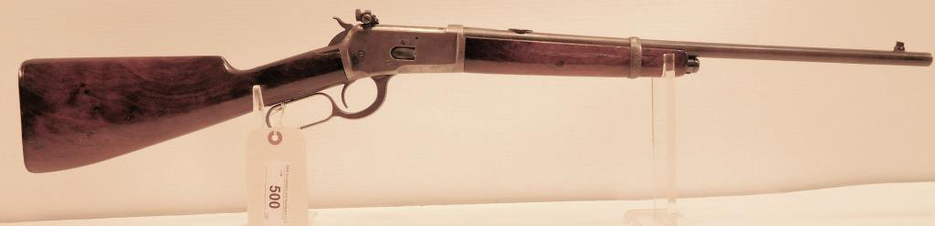 Lot #500 - Winchester  1892 Carbine LA Rifle