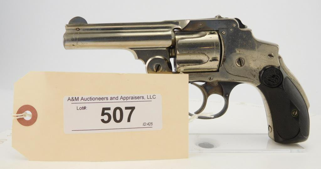 Lot #507 -S&W38 Safety, 1st Iss 3rd Rev.