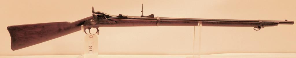 Lot #521 -US Springfield 1884 Trapdoor Rifle