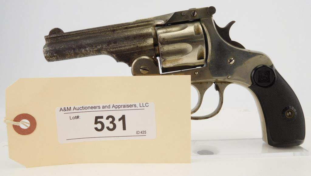 Lot #531 -H&R Auto Ejector 2nd , 3rd Var.