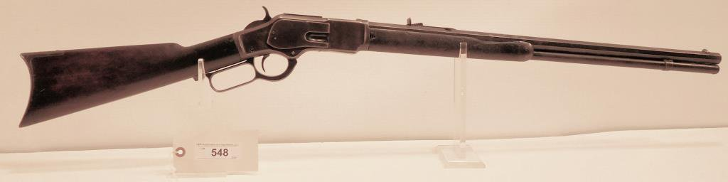 Lot #548 - Winchester 1873 Carbine 3rd Mdl