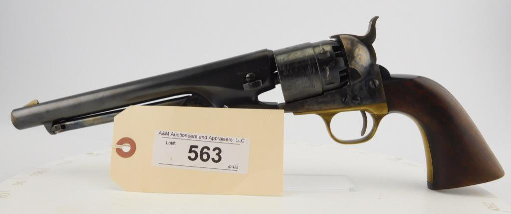 Lot #563 - Colt (Repro) 1860 New Army Rev