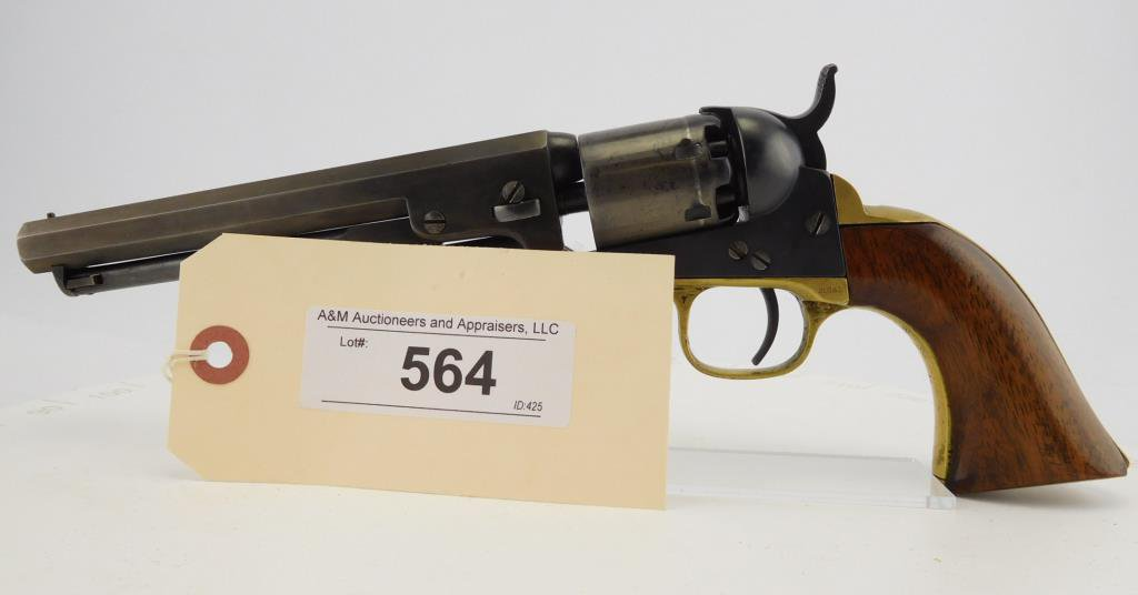 Lot #564 -Colt 1849 Pocket Revolver