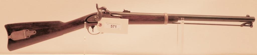 Lot #571 -US Remington 1863 Zouave Rifle