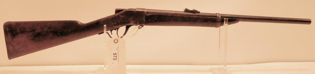 Lot #572 -Sharps 1874 Old Reliable Rifle