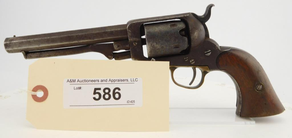 Lot #586 - E. Whitney Pocket 2nd Type Rev