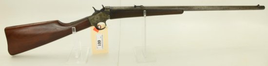 Lot #661 -Remington Co4 Rolling Block Rifle