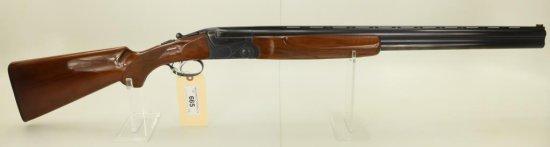 Lot #665 -SKB/IthacaMdl 500 O/U Shotgun
