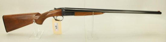 Lot #671 -SKB/Ithaca100 SxS Shotgun