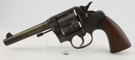 Lot #682 -Colt 1917 Dbl Action Revolver - US Army